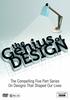 Gênios do Design