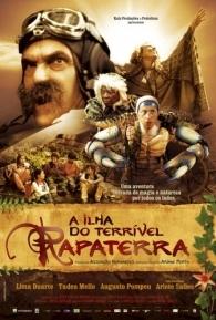 A Ilha do Terrível Rapaterra - Poster / Capa / Cartaz - Oficial 1
