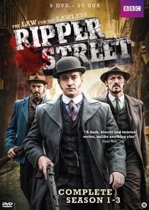Ripper Street (5ª Temporada) - Poster / Capa / Cartaz - Oficial 2