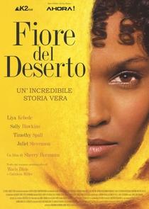 Flor do Deserto - Poster / Capa / Cartaz - Oficial 4