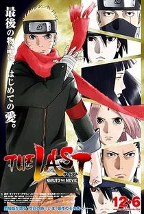 The Last Naruto: O Filme - Poster / Capa / Cartaz - Oficial 2