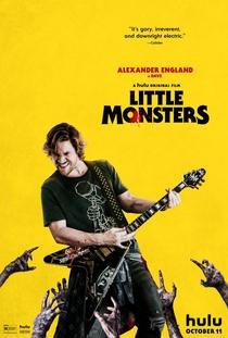 Little Monsters - Poster / Capa / Cartaz - Oficial 2