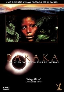 Baraka - Um Mundo Além das Palavras - Poster / Capa / Cartaz - Oficial 3