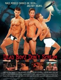 Dead Boyz Don't Scream - Poster / Capa / Cartaz - Oficial 1