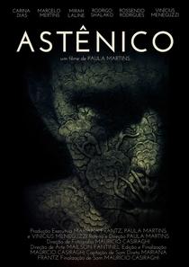 Astênico - Poster / Capa / Cartaz - Oficial 1