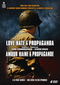 A Propaganda na Segunda Guerra Mundial - Poster / Capa / Cartaz - Oficial 1