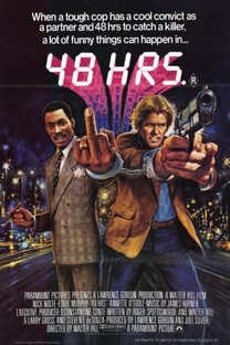 48 Horas - Poster / Capa / Cartaz - Oficial 5
