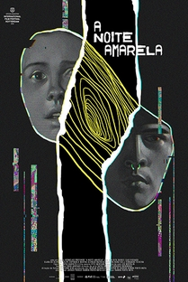 A Noite Amarela - Poster / Capa / Cartaz - Oficial 1