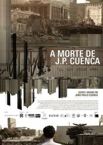 A Morte de J.P. Cuenca - Poster / Capa / Cartaz - Oficial 1