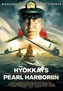Admiral Yamamoto - Batalha De Pearl Harbor - Poster / Capa / Cartaz - Oficial 2