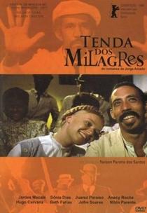 Tenda dos Milagres - Poster / Capa / Cartaz - Oficial 3
