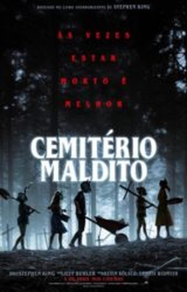 "Crítica: Cemitério Maldito (""Pet Sematary"") | CineCríticas"