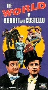 O Mundo de Abbott e Costello - Poster / Capa / Cartaz - Oficial 1