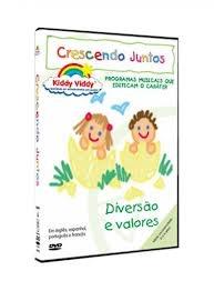 Kiddy Viddy - Crescendo Juntos - Poster / Capa / Cartaz - Oficial 1
