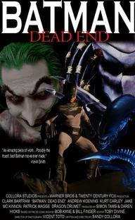 Batman: Dead End - Poster / Capa / Cartaz - Oficial 2