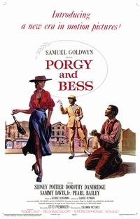 Porgy and Bess - Poster / Capa / Cartaz - Oficial 1