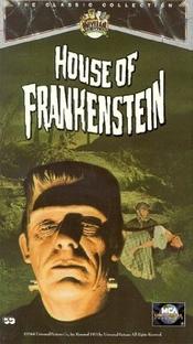A Casa de Frankenstein - Poster / Capa / Cartaz - Oficial 4