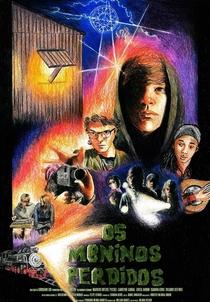 Os Meninos Perdidos - Poster / Capa / Cartaz - Oficial 1