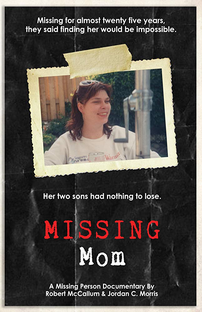 Missing Mom - Poster / Capa / Cartaz - Oficial 1
