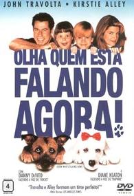 Olha Quem Está Falando Agora - Poster / Capa / Cartaz - Oficial 1