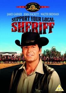 Uma Cidade Contra o Xerife - Poster / Capa / Cartaz - Oficial 4