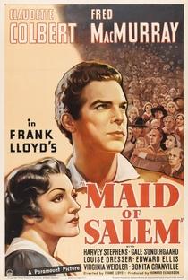 A Donzela de Salem - Poster / Capa / Cartaz - Oficial 2