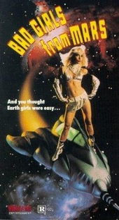 Bad Girls from Mars - Poster / Capa / Cartaz - Oficial 1