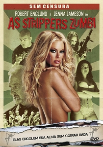 As Strippers Zumbi - Poster / Capa / Cartaz - Oficial 2