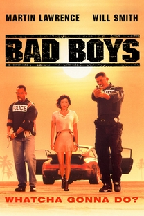 Os Bad Boys - Poster / Capa / Cartaz - Oficial 2