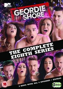 Geordie Shore (8ª Temporada) - Poster / Capa / Cartaz - Oficial 1