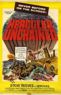 Hércules Unchained - Poster / Capa / Cartaz - Oficial 1