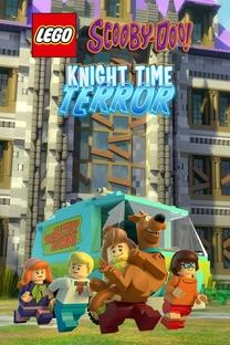LEGO Scooby-Doo!: Terror com o Cavaleiro Negro - Poster / Capa / Cartaz - Oficial 2
