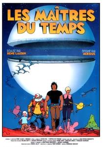 Os Mestres do Tempo - Poster / Capa / Cartaz - Oficial 2