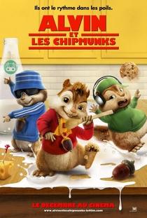 Alvin e os Esquilos - Poster / Capa / Cartaz - Oficial 4