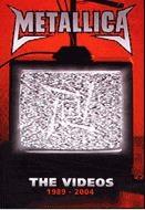 Metallica - The Videos 1989-2004 - Poster / Capa / Cartaz - Oficial 1