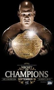 Night of Champions 2010 - Poster / Capa / Cartaz - Oficial 1