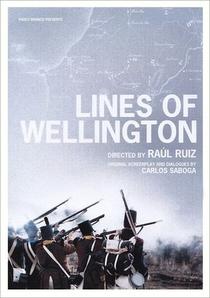 Linhas de Wellington - Poster / Capa / Cartaz - Oficial 3