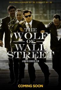 O Lobo de Wall Street - Poster / Capa / Cartaz - Oficial 7