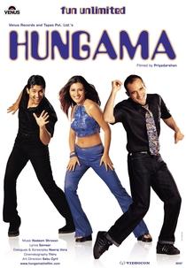 Hungama - Poster / Capa / Cartaz - Oficial 3