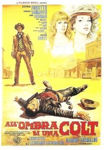 A Sombra de um Revolver - Poster / Capa / Cartaz - Oficial 1