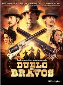 Duelo de Bravos - Poster / Capa / Cartaz - Oficial 2