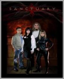 Sanctuary (4ª Temporada) - Poster / Capa / Cartaz - Oficial 1