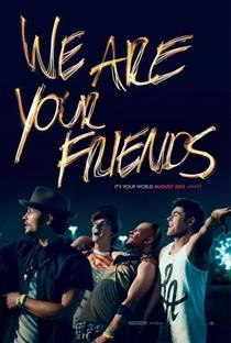 Música, Amigos e Festa - Poster / Capa / Cartaz - Oficial 1