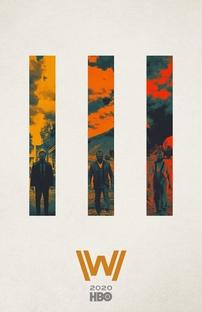 Westworld (3ª Temporada) - Poster / Capa / Cartaz - Oficial 5
