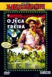O Jeca e a Freira - Poster / Capa / Cartaz - Oficial 1