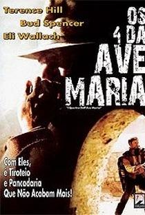 Os 4 da Ave Maria - Poster / Capa / Cartaz - Oficial 2