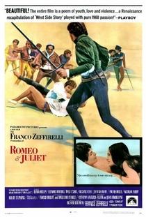 Romeu e Julieta - Poster / Capa / Cartaz - Oficial 12