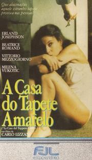 A Casa do Tapete Amarelo  - Poster / Capa / Cartaz - Oficial 2