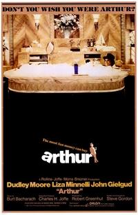 Arthur - O Milionário Sedutor - Poster / Capa / Cartaz - Oficial 1