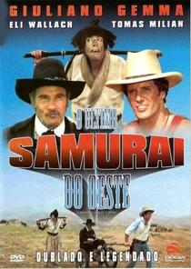 O Último Samurai do Oeste - Poster / Capa / Cartaz - Oficial 8